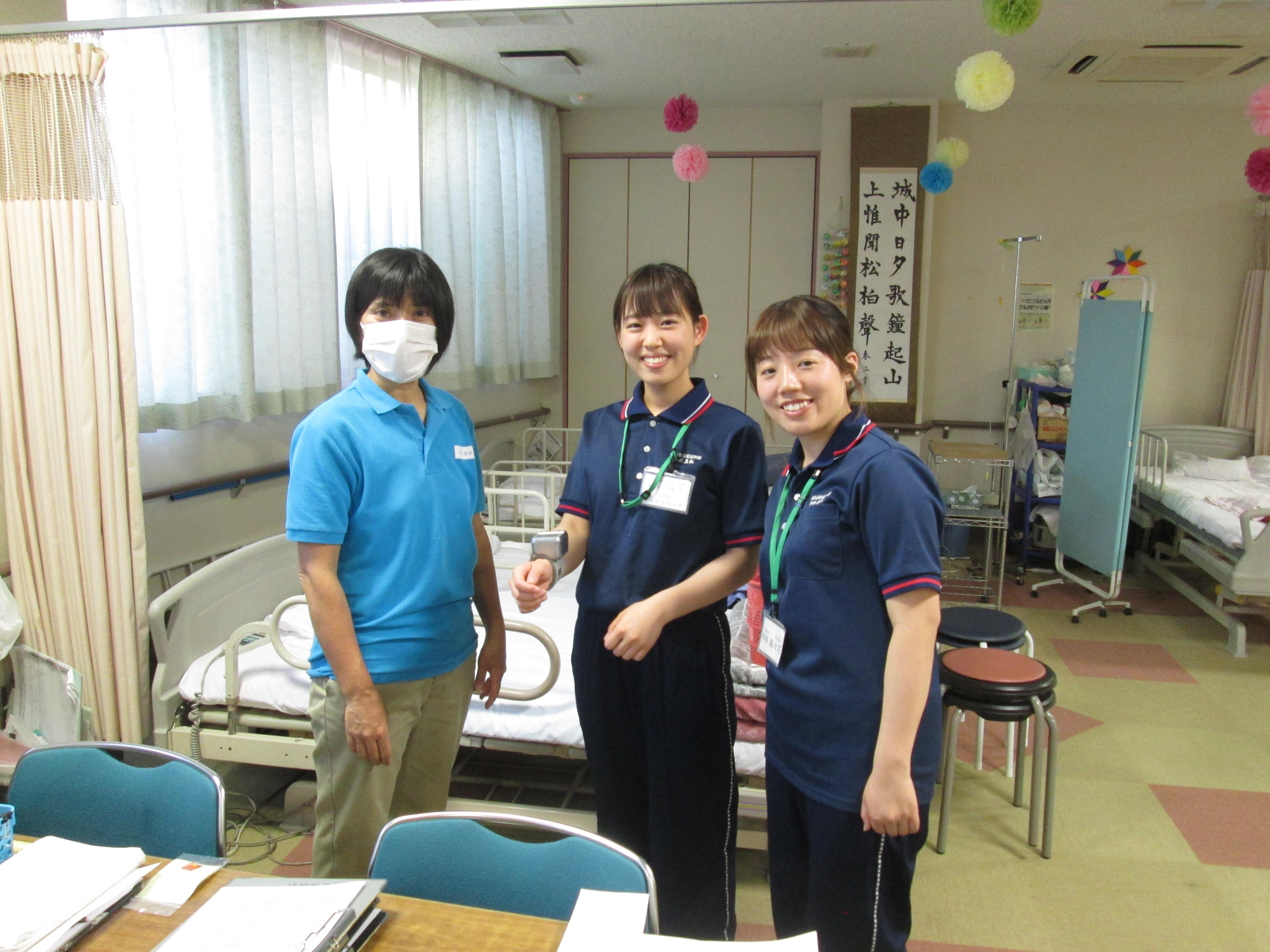 看護師 実習